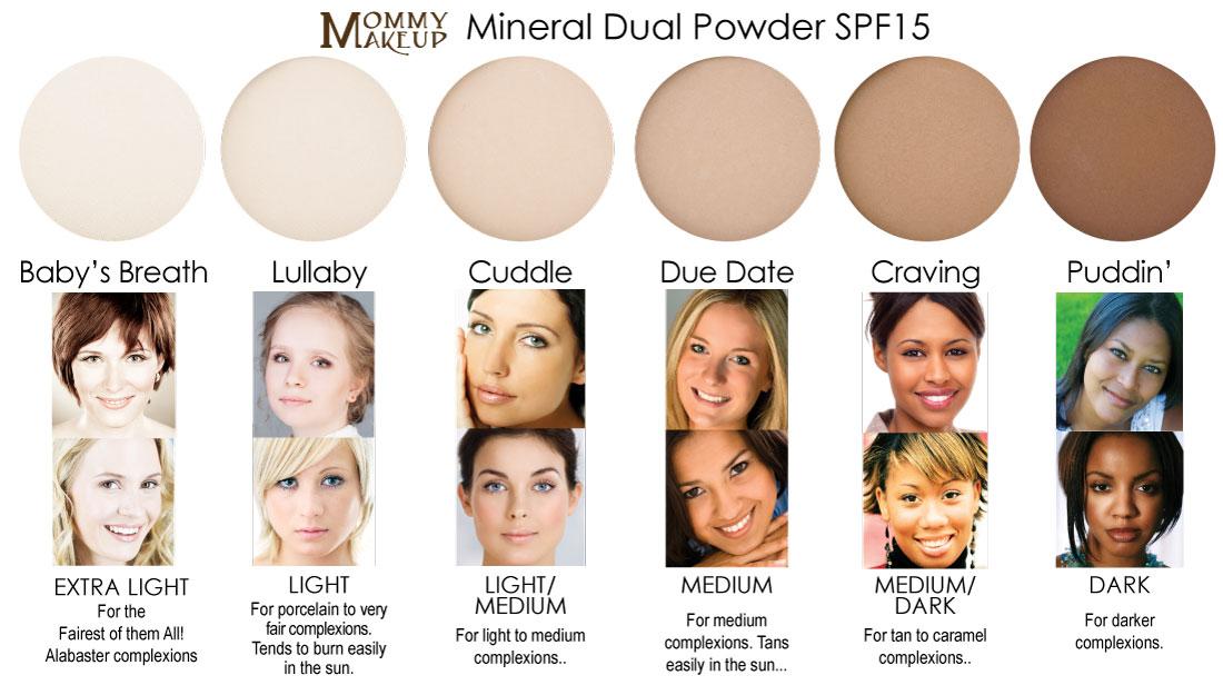 Mineral Dual Powder Shade Finder